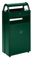 Acheter Cendrier corbeille extérieur 10 - 60 litres Vert ashtray