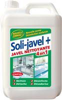 Acheter Solijavel plus javel nettoyante desinfectant 5 L