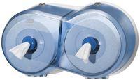 Acheter Distributeur papier toilette Tork SmartOne mini bleu double