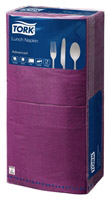 Acheter Serviette papier Tork Advanced 29x39 prune colis de 2400