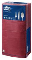 Acheter Serviette papier Tork Advanced 29x39 bordeaux colis de 2400