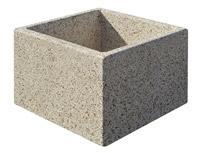 Bac A Fleurs Exterieur Beton jardiniere en beton à prix direct d'usine en stock