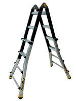 Acheter Echelle articulee pro telescopique 4x4 aluminium Centaure