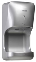 Acheter Seche main electrique air pulse compact airsmile gris métallisé