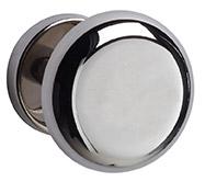 Acheter Patere 1 tete ronde chrome