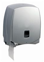 Acheter Distributeur papier toilette automatique mini jumbo gris