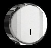 Acheter Distributeur papier toilette Rossignol inox brillant mini jumbo