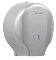 Acheter Distributeur papier toilette 200m gris  lensea