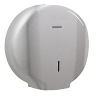 Acheter Distributeur papier toilette 400m gris lensea