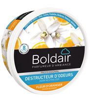 Acheter Boldair gel destructeur d'odeur fleur d orangé 300 grs