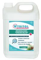 Acheter Wyritol bactérisol 7 3D pin 5 L