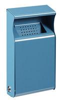 Acheter Cendrier exterieur mural Rossignol 1 L Kopa bleu azur