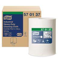 Acheter Chiffon non tissé Tork Premium mutli usages 570 bobine 160 chiffons