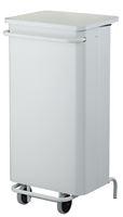 Acheter Poubelle de cuisine HACCP collecroule 110 L blanc