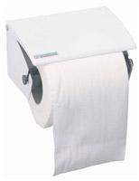 Acheter Distributeur papier toilette acier epoxy pour rouleaux