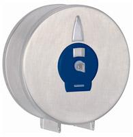 Acheter Distributeur papier toilette Jumbo inox brossé clef serrure