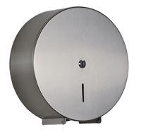 Acheter Distributeur papier toilette Jumbo acier inox brossé