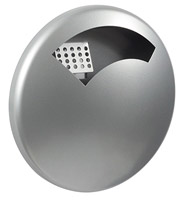 Acheter Cendrier exterieur mural Rossignol 0,5 L gris metal Disco