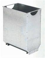 Acheter Bac interieur acier galvanise 30 Litres poubelle Rossignol