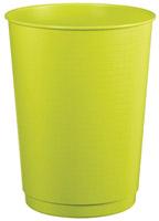 Acheter Corbeille à papier rossignol 40 L vert anis Lot de 4