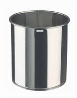 Acheter Corbeille papier 15L inox rossignol