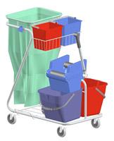 Acheter Chariot de ménage lavage Z Rilsan Dit