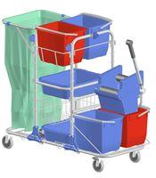 Acheter Chariot de menage lavage type hospitalier DIT 429