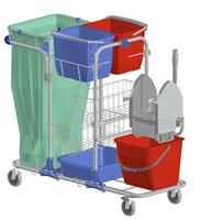 Acheter Chariot de menage lavage Rilsan DIT 478