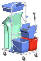 Acheter Chariot de menage lavage rilsan Dit International