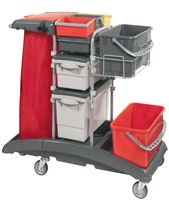 Acheter Chariot hospitalier pre impregnation VDM ideatop 111
