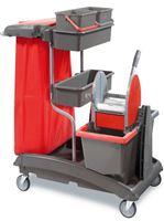 Acheter Chariot de menage VDM ideatop 6 avec presse