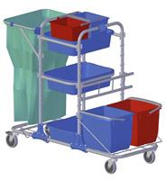 Acheter Chariot service lavage hospitalier