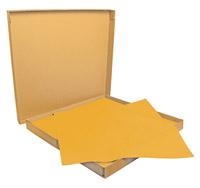 Acheter Nappe papier 60 x 60 cm cognac colis 500