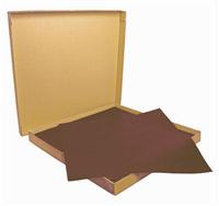 Acheter Nappe papier 60 x 60 cm chocolat colis 500