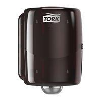 Acheter Distributeur dévidage central Tork Performance noir rouge