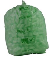 Acheter Sac poubelle biodegradable 40 litres colis de 250