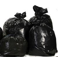 Acheter Sac poubelle 50 litres noir haute densité colis 500