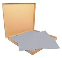 Acheter Nappe papier 70 x 70 cm gris colis 500
