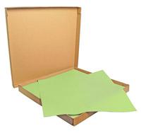 Acheter Nappe papier 70 x 70 cm vert kiwi colis 500