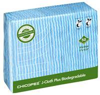 Acheter Lavette biodégradable J-Cloth Plus bleue par 50