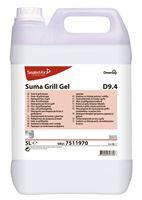 Acheter Nettoyant four gel Suma grill gel D9.4 Diversey 2x5 L