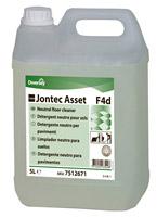 Acheter Taski Jontec asset F4d nettoyant neutre entretien sol 5 L