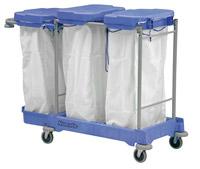 Acheter Chariot linge hospitalier 3 sacs