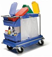 Acheter Chariot de collecte et tri Numatic NSX280 linge ou dechets