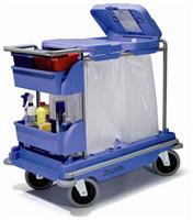 Acheter Chariot de collecte et tri Numatic NSX260 linge ou dechets