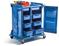 Acheter Chariot de ménage Numatic caréné NC4000