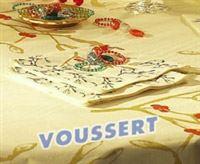 Acheter Serviette Noel Gui ivoire 40 x 40 non tissé paquet de 50