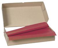 Nappe papier 80 x 120 cm bordeaux colis de 250
