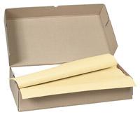Acheter Nappe papier 80 x 80 cm ivoire colis de 250