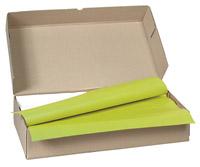 Acheter Nappe papier 80 x 80 cm vert kiwi colis de 250